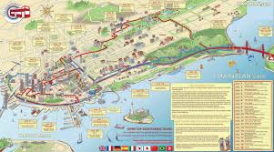 Birds Eye View Map San Francisco Tourist Attractions Map San Francisco Maps Top
