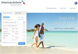 american airlines vacations one mile at a time