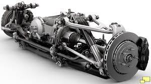 corvette rear suspension corvette c7 chassis and suspension details