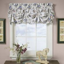 Window Valances For Living Room Gathered Valances Touch Of Class