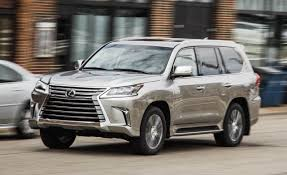 lexus suv 2016 photos comments on 2016 lexus lx570 8 speed automatic car and driver