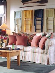 Sofa Living Room Furniture Patterned Sofas Hgtv