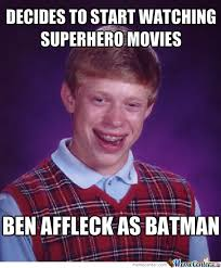 Ben Affleck Meme - ben affleck as batman by domination105 meme center