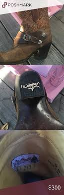 gringo s boots size 9 gringo boots beautiful gringo boots in s size 9 b