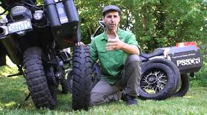Adventure Motorcycle Tires How To Select The Right Tire For Your Adventure Motorcycle Youtube