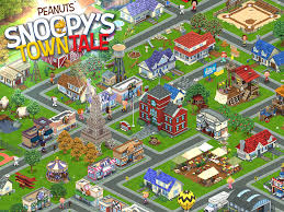 snoopy thanksgiving video peanuts snoopy u0027s town tale android apps on google play