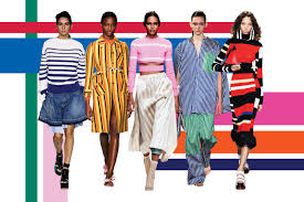 Fashion Trends 2017 by Spring 2017 Trend Report How To Wear Stripes Fashion Magazine