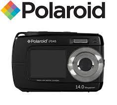 amazon com polaroid 14 mp waterproof digital camera w 2 7