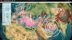 Map Of Mexico West Coast by 9 19 2017 Very Large Earthquake In Mexico West Coast Usa