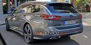 1970 opel commodore 2018 holden commodore liftback and wagon revealed in photoshoot