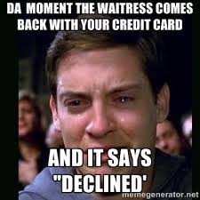 Credit Card Memes - funniest credit memes my credit check blog