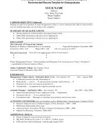 resume templates for college internships in texas resume templates for interns resumes internships exles exle