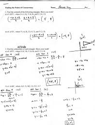 Midpoint Of A Line Segment Worksheet Unit 4 5 Constructions Continued Mr Roos Hempstead High