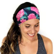 wide headband aliexpress buy women elastic headband sports accessory