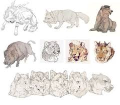 awesome sketches and doodles favourites by lightning no2 on deviantart