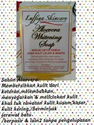 Sabun Umi luffiya sabun aloevera 11street malaysia cleansers