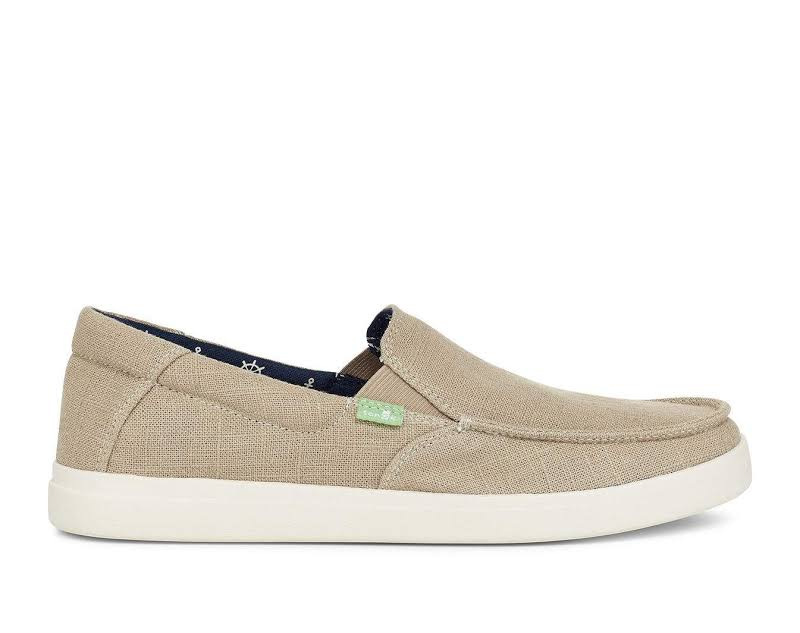 Sanuk Sideline 2 Moc Toe Slip On, Adult,
