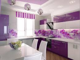 decorating ideas kitchens kitchen purple flower kitchen wall decorations ideas and