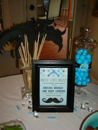 Mustache Home Decor Interior Design View Mustache Themed Baby Shower Decorations