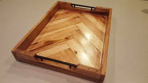 1001 Pallet by How To Make A Pallet Herringbone Serving Tray In 20 Steps U2022 1001