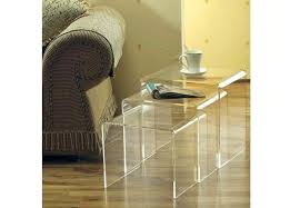 Acrylic Side Table Ikea Acrylic Coffee Table Ikea Coffee Table At Farmhouse Coffee Table