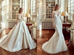 convertible mermaid wedding dress 26 beautiful convertible wedding dresses weddingomania