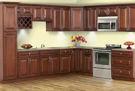 Kitchen Cabinet Appliques Grand Reserve Cherry Series Ready To Assemble Cabinets