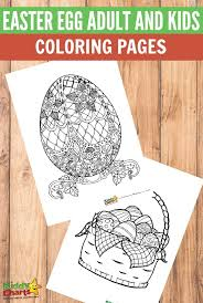 free printable easter egg coloring pages easter egg coloring pages for kids and adults kiddycharts
