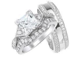 Walmart Wedding Ring Sets by Stunning Walmart Wedding Rings Sets For Him And Her Sang Maestro