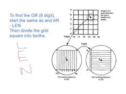 area reference and grid reference youtube