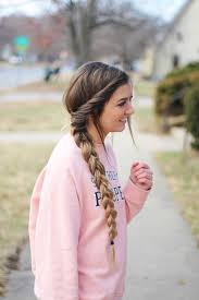 Stylish Hairstyles For Girls by Best 25 Cute Hairstyles Ideas On Pinterest Super Cute