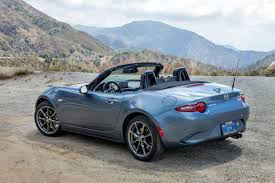 miata 2016 mazda mx 5 miata first drive news cars com