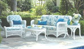 Pvc Wicker Patio Furniture by Gallery Of Prepossessing White Resin Wicker Patio Furniture On