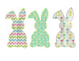 rabbit banner free easter bunny banner printable of faeries fauna craft co