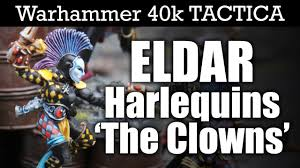 100 eldar codex guide painted eldar harlequins warhammer