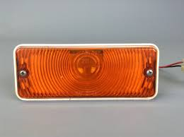 turn signal parking light assembly scout ii used front turn signal parking light assembly ih scout