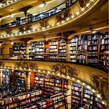 12 of the biggest bookshops in the world for when you want to lose