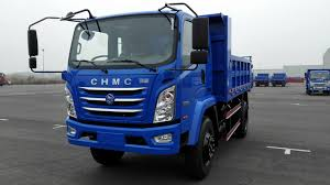 hyundai chmc 102hp dump truck sz auto