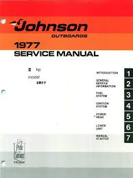 1977 johnson 2hp outboards service manual pdf piston internal