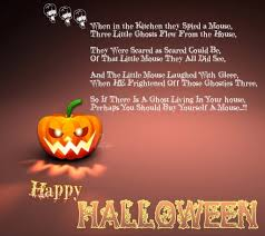 Short Poems About Halloween Happy Halloween Short Poems Wallpapers Best Wishes Messages