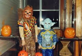 Chewbacca Halloween Costumes 16 Embarrassing 80s Halloween Costumes Wore Realclear