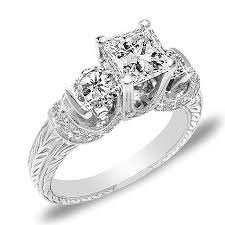 fancy wedding rings bargain diamond engagement and wedding rings