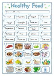 healthy food worksheet grade 2 worksheets aquatechnics biz