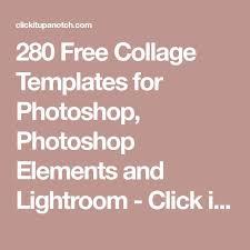 25 melhores ideias de free collage templates no pinterest