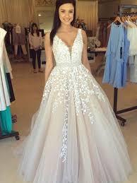 wedding evening dress beautiful a line wedding dress brides dress evening dress