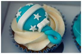 baby shower cupcakes boy on behance