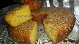 recettes de cuisine tunisienne gâteau à l orange recette tunisienne tunisme