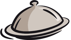 cloche cuisine sticker cuisine cloche de repas tenstickers