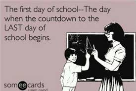 First Day Of School Funny Memes - school holiday and back to school funny memes
