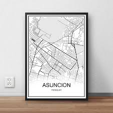 Asuncion Paraguay Map Online Get Cheap Street Map Aliexpress Com Alibaba Group